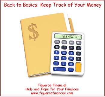 Back to Basics: Keep Track of Your Money