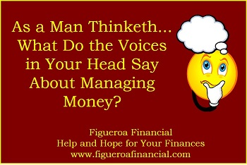 Voices in Your Head about Managing Money