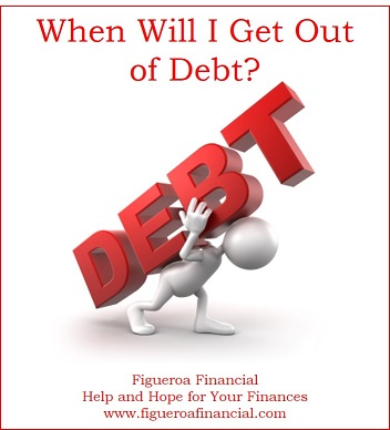 When Will I Get Out of Debt?