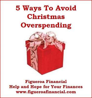 5 Ways to Avoid Christmas Overspending