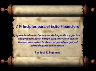 Cubierta para 7 Principios para el Exit Financiero