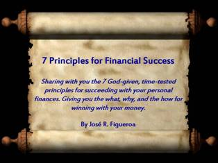 7 Principles for Financial Success Cover SM