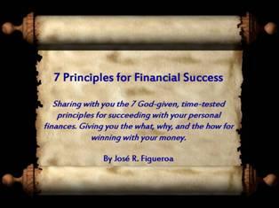 7 Principles for Financial Success Cover SM