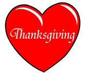 Heart Full of Thanksgiving