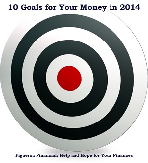 10 Goals For Your Money in 2014