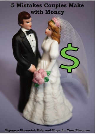 5 Mistakes Couples Make with Money