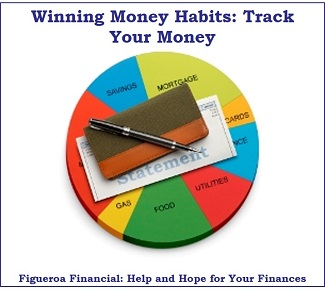 Winning Money Habits: Track Your Money