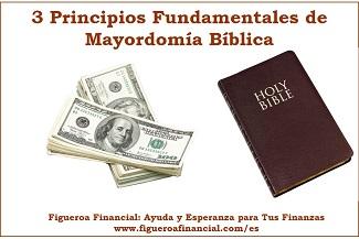 3 Principios Fundamentales de Mayordomia Biblica