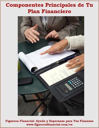 Componentes Financieros de tu Plan Financiero