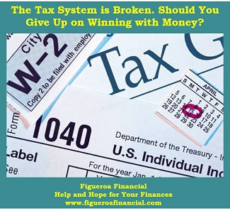 Tax System is Broken