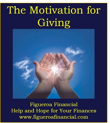 The Motivation for Giving