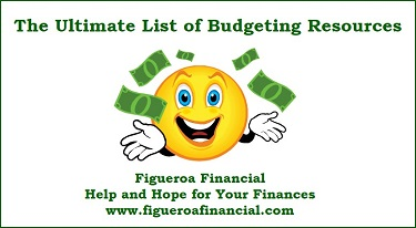 Ultimate List of Budgeting Resources