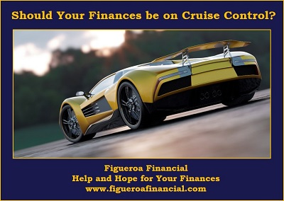 Finances on Cruise Control