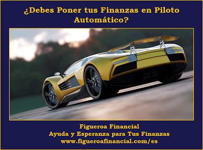 ¿Debes Poner tus Finanzas en Piloto Automático?