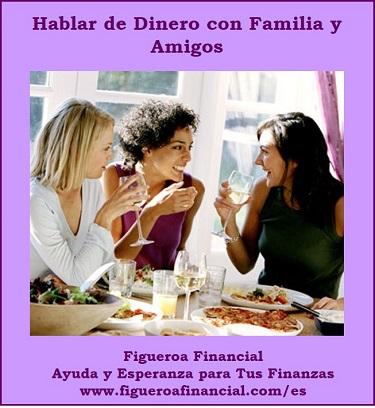 Hablar de Dinero con Familia y Amigos