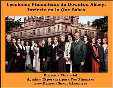 Lecciones Financieras Downton Abbey