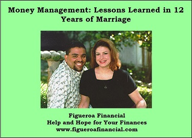 Money Management: Lessons Learned in 12 Years of Marriage
