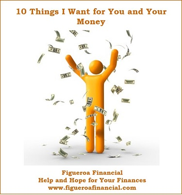 10 Things I Want For Your Money
