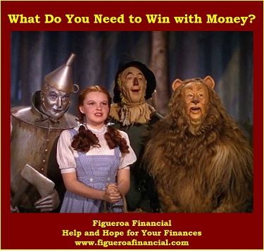 What Do You Need to Win with Money?