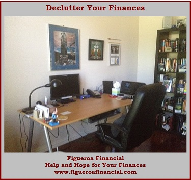 Declutter Your Finances
