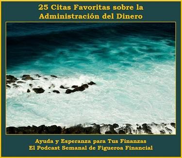 Podcast 25 Citas Favoritas Sobre el Dinero